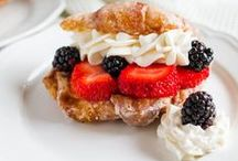 Cream & Others / Sweet Berry Croissants