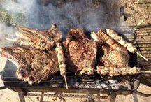 Greek Food / Ελληνικά πιάτα