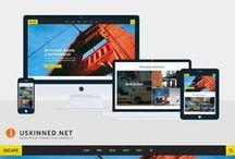 Responsive Umbraco Theme Designs / We will post all of our existing and future theme designs here.