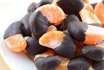 Healthy/Seasonal Snacks / Gluten free, Grain free, Paleo, family friendly snack recipes