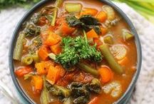 "Salads, Soups, Stews & Chili / Lunchtime fare / by Flo Barnett ""Grammy's Gang"""