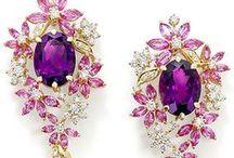 Jewels / Diamonds, Sapphires, Emeralds, Rubies, Amethysts, Garnets, Morganite, Aquamarine, Kunzite, Tanzanite...