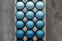Jeres favorit påskebord – Blue easter / Inspiration til påskebordet