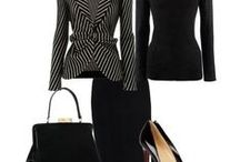 Slam-Dunk Interview Outfits / When you're going on a job interview, your appearance is very important. Whether you look professional or sloppy could play a huge role on if you get hired.
