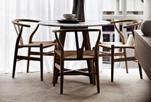 Wish for a bone, Hans / Wishbone chairs in all guises