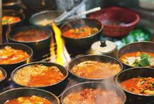 Dream eats / Street food from all around the world!  My dining bucket list.