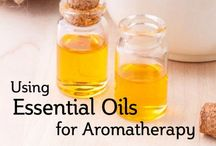 Essential Oils / Using essential oils for better health and a better life.
