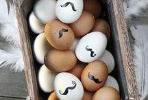 Easter / Easter decor and idees, inspirasjon