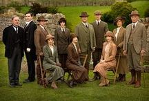 Downton Abbey ⌘⌘ / Love Downton Abbey, series 1 t/m 6. Love the characters, the costumes and everything.