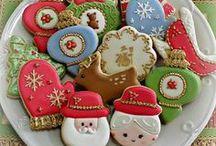 Weihnachtskekse / X-mas Cookies