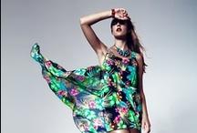 vivid look / fot. Aleksander Stachurka, stylizacja Michalina Czaplicka, wizaż Marta Lis, modelka Maria Malicka/D'Vision