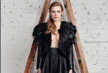 Gavel lookbook / fot. Łukasz Dziewic, stylizacja Michalina Czaplicka, modelka Aleksandra Kowal