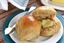 {Recipes} Yeast Breads & Rolls / by Samantha @ Five Heart Home
