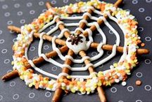 {Holidays} Halloween Happiness / Cute and spooky Halloween recipes, crafts, treats and decorating ideas!