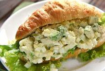 {Recipes} Sandwich Love / by Samantha @ Five Heart Home