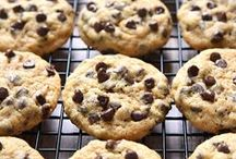 {Recipes} Cookie Monster (and Bars)! / by Samantha @ Five Heart Home