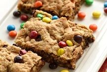 {Recipes} Cookie Monster (and Bars)!