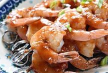 {Recipes} Seafood / Seafood recipes, from fish to shrimp to crab and more! / by Samantha @ Five Heart Home