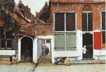Jan Vermeer / Dutch Golden Age Baroque 1585 – 1702