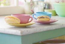 La hora del té / Esos pequeños momentos para saborear