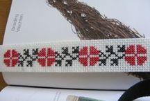 Handmade Bookmarks / By Iuliana Casuneanu