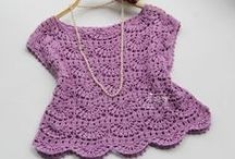 Crochet vest. / http://crochet103.blogspot.com/2013/12/crochet-vest.html
