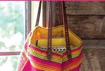 Bags Crochet / http://crochet103.blogspot.com/search/label/bag