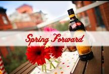 Spring Forward / Spring is in the air, flowers are blooming and the days are getting longer, and at Kahlúa, we're inspired to add some color into the mix! Join us for fresh new cocktails recipes and entertaining ideas perfect for the warmer weather! / by Kahlua