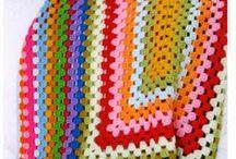 crochet afghans, blankets / Crochet Blanket http://crochet103.blogspot.com/search/label/blanket