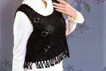 Crochet Clothing / Crochet Clothing http://crochet103.blogspot.com/search/label/Crochet%20Clothing