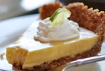 {Recipes} Pleasing Pies, Tarts, & Cheesecakes / by Samantha @ Five Heart Home