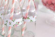 Parties / Fiestas con encanto y un toque personal