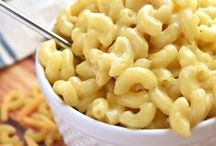 {Recipes} Pasta, Pasta, Pasta! / Delicious pasta recipes galore, from Italian-inspired to macaroni & cheese to everything in between! / by Samantha @ Five Heart Home