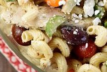 {Recipes} Pasta, Pasta, Pasta! / Delicious pasta recipes galore, from Italian-inspired to macaroni & cheese to everything in between!