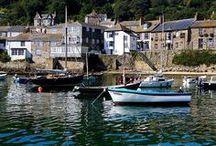 Reisen: Cornwall