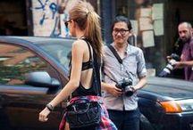 Street style (WOMEN) / women fashion