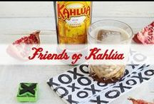 Friends of Kahlua / Kahlua has partnered with some of the best and brightest bloggers to bring you advice in recipes, and party tips. From A Beautiful Mess to House of Earnest, these blogs are your key to being the ultimate party host this year! / by Kahlua