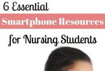 Mobile Nursing Apps / Nursing Apps for students and professionals