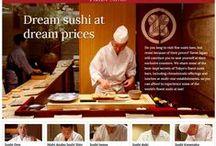 """""""Dream sushi at dream prices"""""""