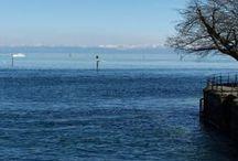 Bodensee / See, Menschen, Städte, Land