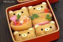 Japanese Bento Box (Character)