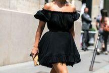Midi & Short dresses / Big dream: have an infinite wardrove plenty of dresses