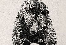 furry woodland creatures