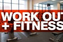 Workouts / Part of your overall wellness is keeping fit and healthy. Here are the workouts we swear by (that actually work). Enjoy.