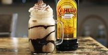 Kahlúa Milkshakes / Try a delicious twist to your favorite Kahlúa cocktail. Make it as a milkshake! They taste just as good with a vegan alternative as with regular milk!