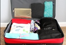 Organizing for Travel / Packing lists, tips to help you pack for trips, and anything else related to being organized before and while you travel.
