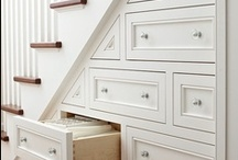 Storage  / Great storage ideas for your home!