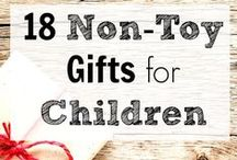 Great Gift Ideas / Clutter-free gift ideas, as well as many homemade teacher gifts, Mother's Day/Father's Day gifts, Christmas gifts, etc.