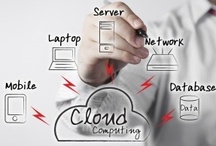 Cloud Infographics / Everything you need to know about the cloud, including hosting and other clever services.