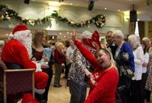 Christmas with TLH / Christmas ideas choosen by TLH Leisure Resort in Torquay.